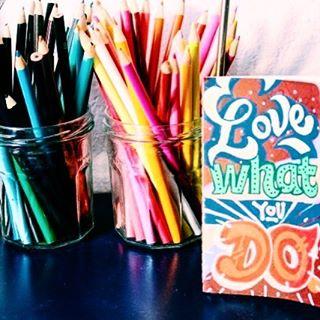 Unser Motto! Wunderschn eingefangen auf einem Notebook von lukashorn !hellip