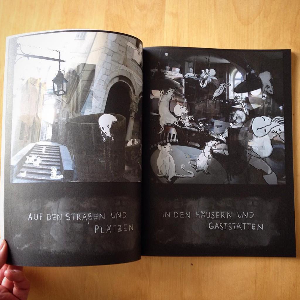 Graphic Novel Der Fnger finally in print graphicnovel graphic labelhellip
