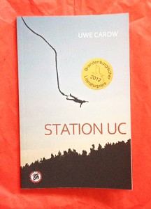 Gedichtband - Station UC