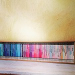 Another beautiful way to display your books by katrinbongard hellip