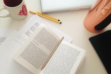 Was passiert in einem Verlag Lektorat