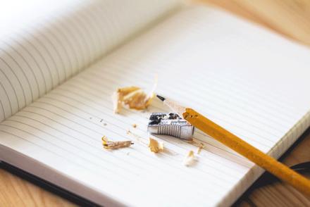 Von der Idee zum Manuskript Schreibblockade