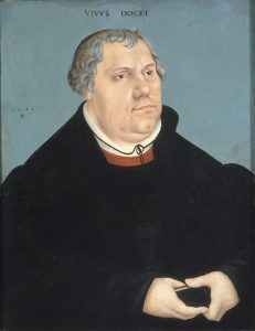 Luther und Cranach