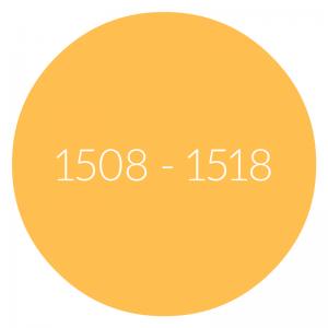 Martin Luther und Einsamkeit - 1508-1518