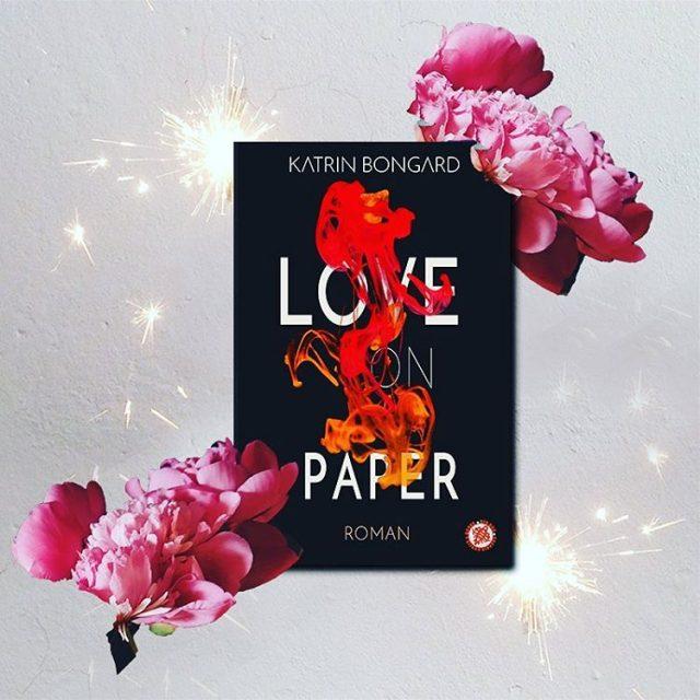 LOVE ON PAPER GIVEAWAY Jede Liebe beginnt mit einer Geschichtehellip