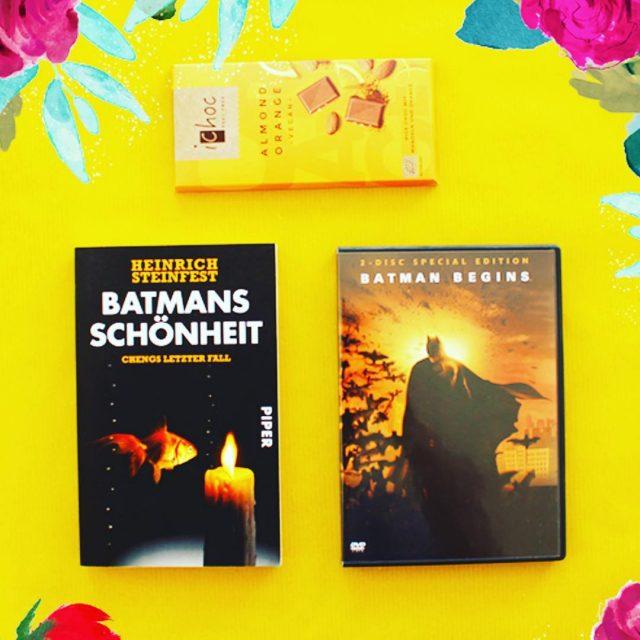5 JAHRE RED BUG BOOKS! 2 Das gelbe Pckchen hellip