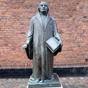 Lutherdenkmal Kopenhagen