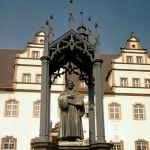 Lutherdenkmal -Wittenberg