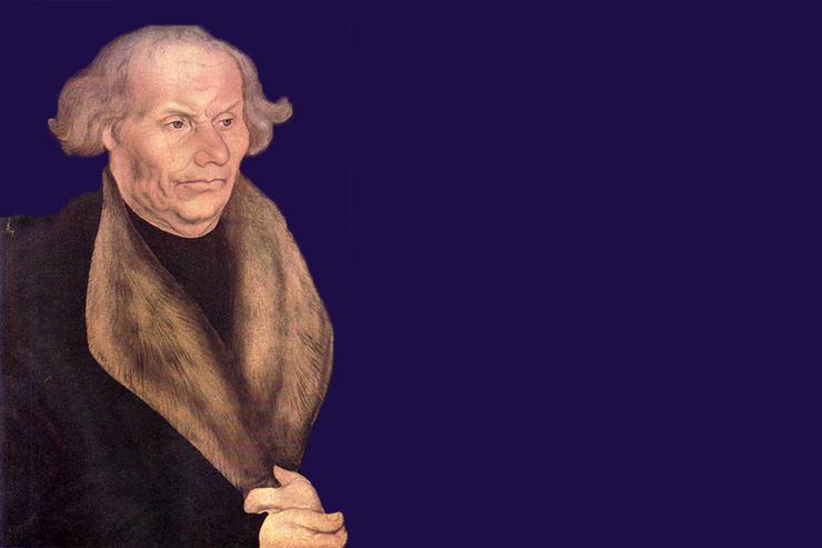 Martin Luther #22 Vater und Sohn