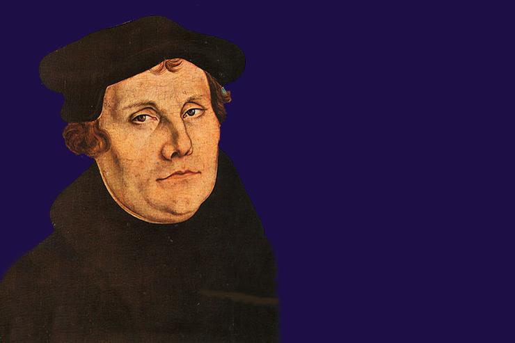 Luther und Tod