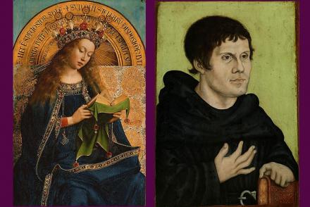 luther und maria