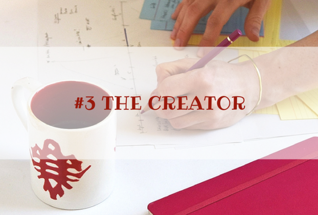 Archetypen #3 : The Creator