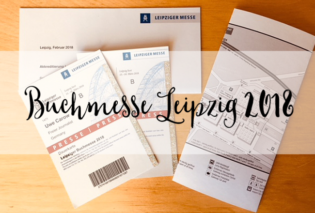 Buchmesse Leipzig 2018