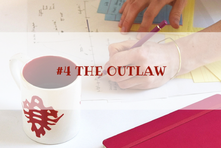 Archetypen #4 : THE OUTLAW
