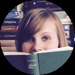 Annas Bücherstapel