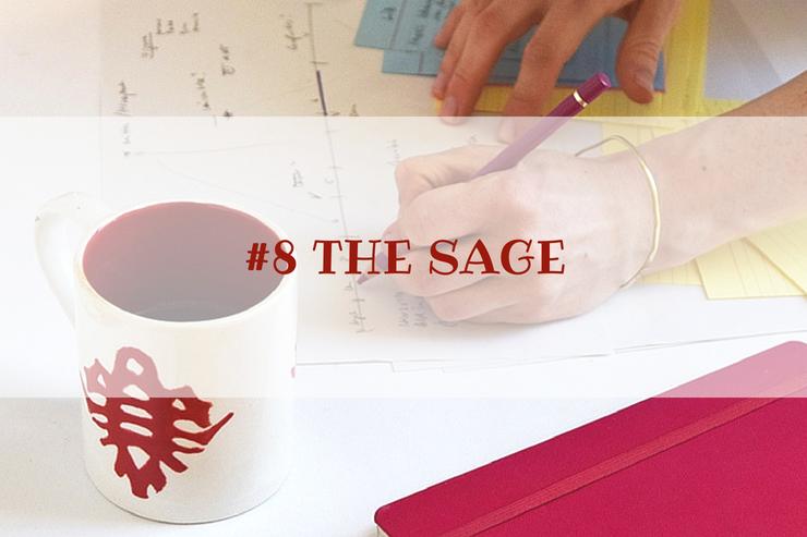 ARCHETYPEN #8 THE SAGE