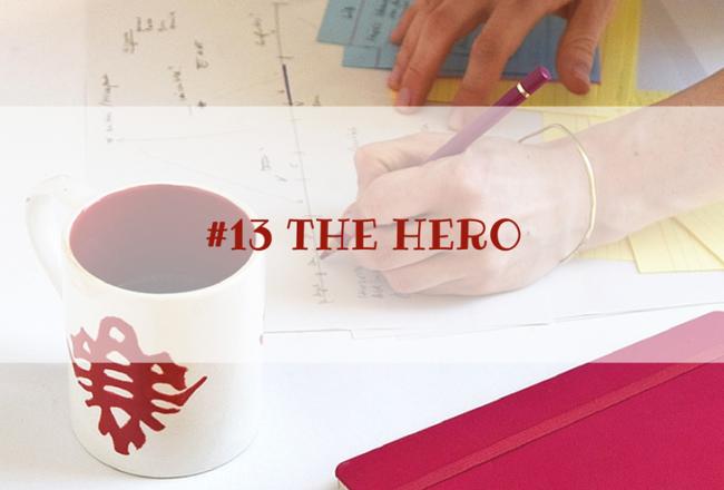 Archetypen #13 THE HERO