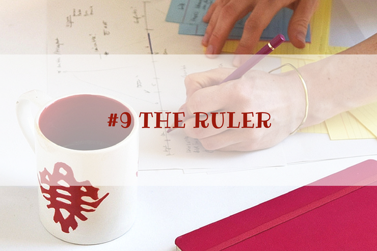 ARCHETYPEN #9 The Ruler