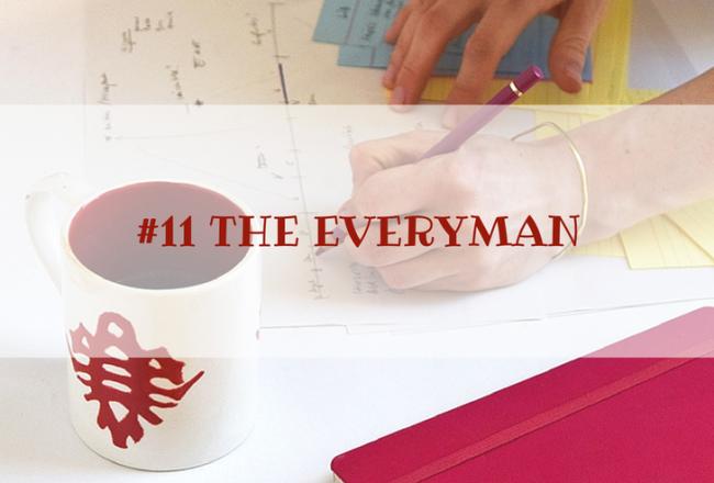 Archetypen #11 THE EVERYMAN