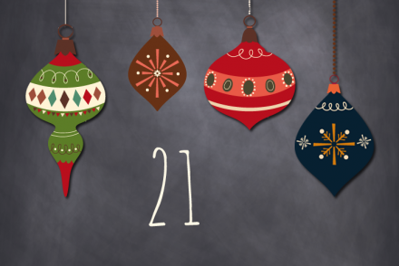 Adventskalender 2018 – TAG 21