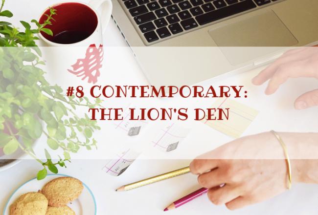 STORY WORLD #8 Contemporary: The Upside Down: Die Höhle des Löwen