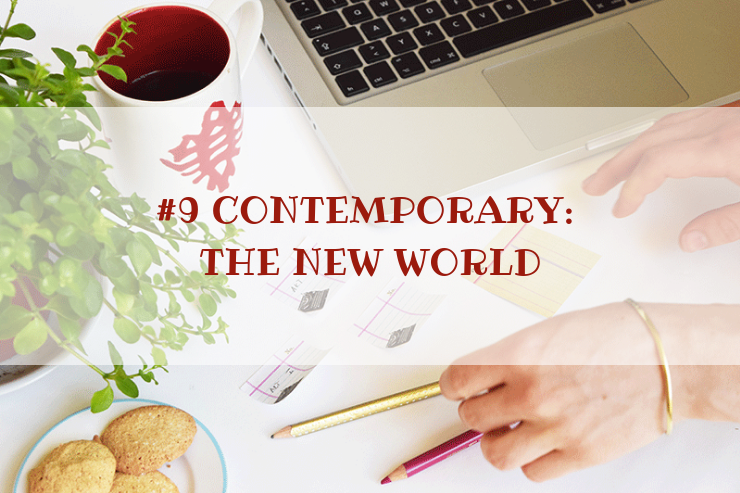 STORY WORLD #9 Contemporary: The New World