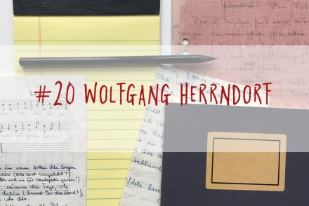 Arbeit Und Struktur Wolfgang Herrndorf