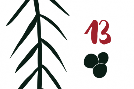 Red Bug Culture Adventskalender 2019 - TAG 13