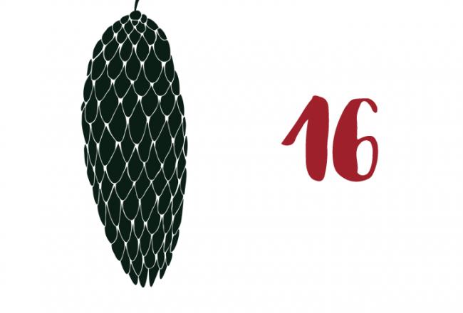 Red Bug Culture Adventskalender 2019 - TAG 16