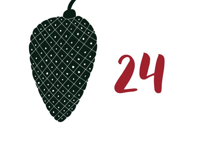Red Bug Culture Adventskalender 2019 - TAG 24