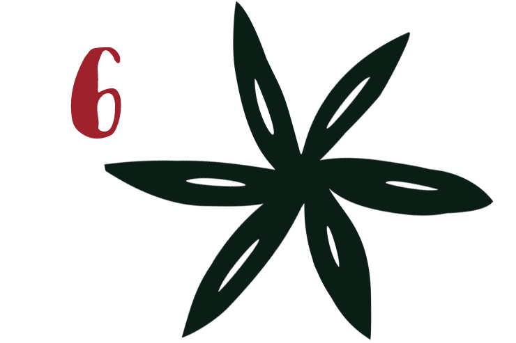 Red Bug Culture Adventskalender 2019 - TAG 6