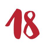 Red Bug Culture Adventskalender 2019 - TAG 18