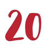 Red Bug Culture Adventskalender 2019 - TAG 20