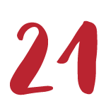 Red Bug Culture Adventskalender 2019 - TAG 21