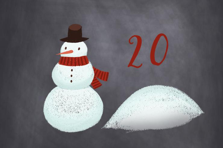 Red Bug Culture Adventskalender 2020 - Tag 20