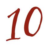 Red Bug Culture Adventskalender 2020 - Tag 10