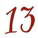 Red Bug Culture Adventskalender 2020 - Tag 13
