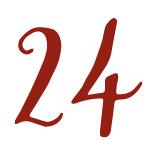 Red Bug Culture Adventskalender 2020 - Tag 24