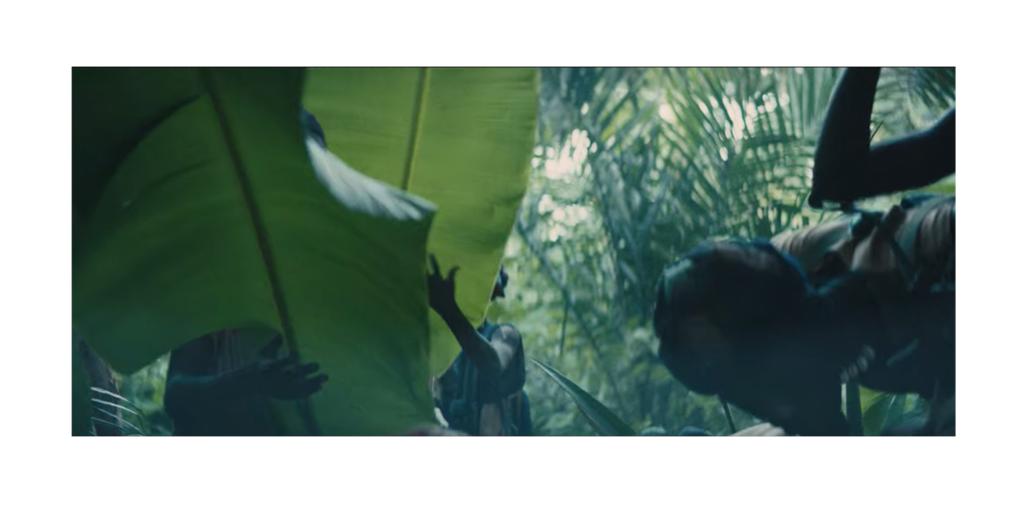 Psychological landscapes #9 - Der Dschungel