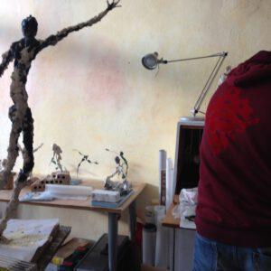 Bildhauerei 2 Uwe Carow