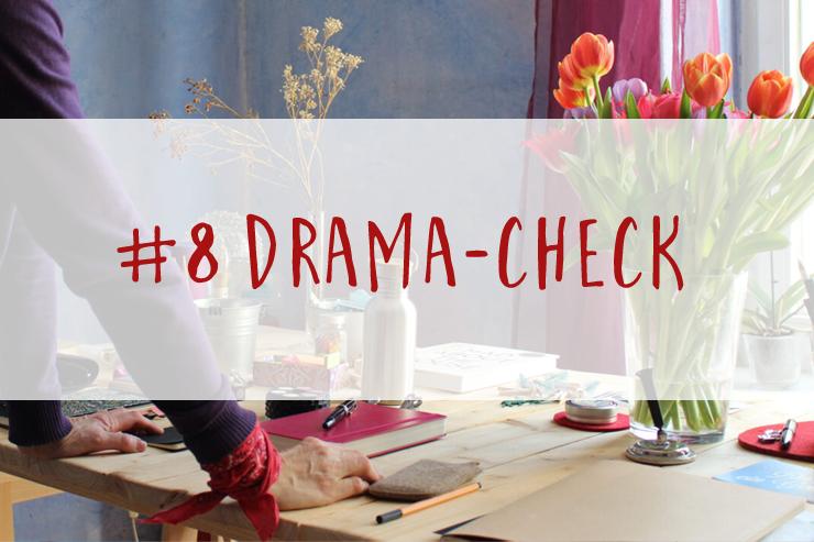 Drama-Check Wie schreibe ich ein Buch?